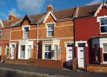 Thumbnail 2 bed terraced house for sale in Eton Road, Burnham-On-Sea, Somerset