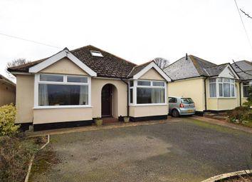 Thumbnail 2 bedroom detached bungalow for sale in Blackhorse Lane, Clyst Honiton, Exeter, Devon
