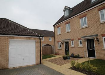 Thumbnail 3 bed property for sale in Chestnut Place, Cringleford, Norwich