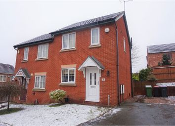 Thumbnail Property for sale in Magpie Way, Telford