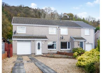 Thumbnail 4 bed semi-detached house for sale in Macdonald Place, Burntisland