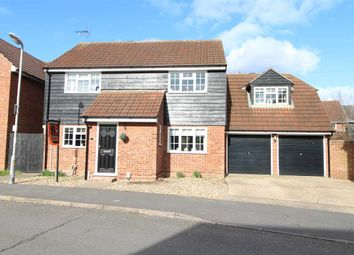 Thumbnail 4 bed detached house for sale in Roach Vale, Parsons Heath, Colchester