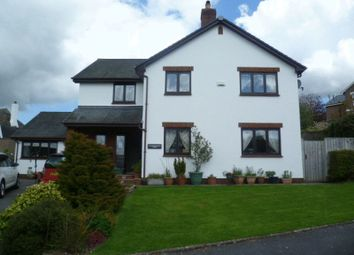 Thumbnail 4 bed detached house to rent in St Bartholomew Way, Ogwell, Newton Abbot