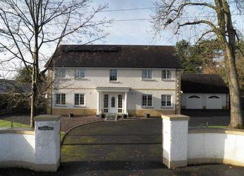 Thumbnail 5 bed detached house for sale in Station Road, Nantgaredig, Carmarthen