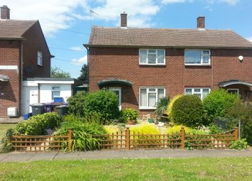 Thumbnail 2 bedroom semi-detached house to rent in Burford Way, Hitchin