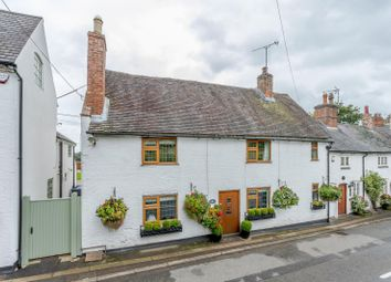Thumbnail 3 bed cottage for sale in Claybrooke Parva, Lutterworth, Leicestershire