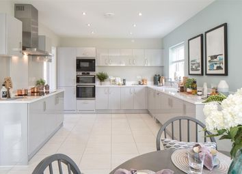 "Thumbnail 3 bedroom mews house for sale in ""Bradfield"" at Winterbrook, Wallingford"