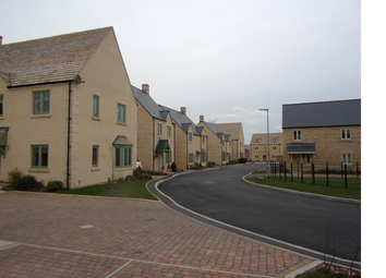 Thumbnail 3 bed semi-detached house to rent in Barnes Wallis Way, Upper Rissington, Gloucestershire