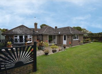 Thumbnail 3 bed detached bungalow for sale in Ersham Road, Hailsham