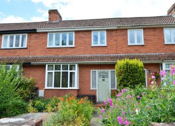 Thumbnail 3 bed terraced house for sale in Lowlands Terrace, Bishops Hull, Taunton, Somerset