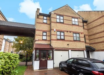 Thumbnail 4 bed end terrace house for sale in Transom Close, London