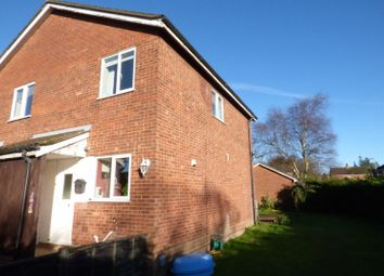 Thumbnail 2 bed end terrace house for sale in School Lane, Sprowston