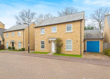 3 bed link-detached house for sale in Houghton Square, Sherfield-On-Loddon, Hook RG27