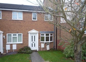 Thumbnail 2 bed town house to rent in Heath Way, Cannock