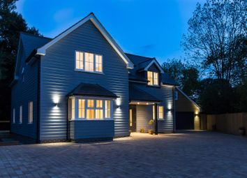 Thumbnail 4 bed detached house for sale in Scaynes Hill Road, Lindfield, Haywards Heath