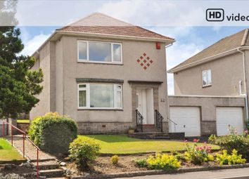 Thumbnail 3 bed link-detached house for sale in Queensberry Avenue, Bearsden, Glasgow