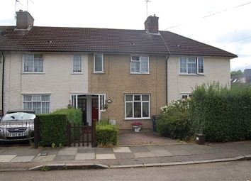 Thumbnail 2 bed terraced house for sale in Trevor Road, Edgware, Middx