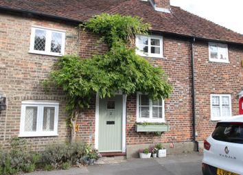 Thumbnail 2 bedroom terraced house to rent in Church Street, Shoreham, Sevenoaks
