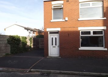 Thumbnail 3 bed end terrace house to rent in Dymock Road, Preston
