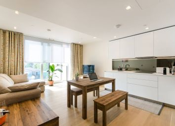 Thumbnail 1 bed flat for sale in Bolander Grove, Earls Court, London