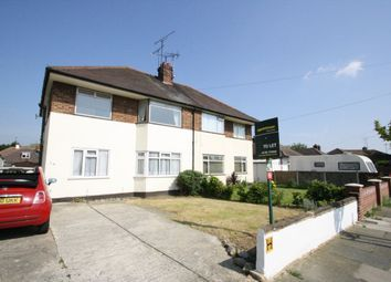 Thumbnail 2 bedroom flat to rent in Thornford Gardens, Southend-On-Sea
