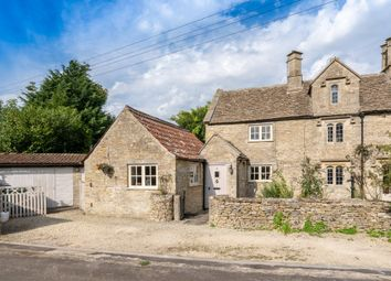 Thumbnail 3 bed cottage for sale in The Street, Leighterton, Tetbury