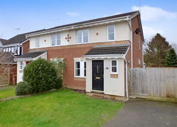 Thumbnail 3 bedroom semi-detached house for sale in Anvil Close, Sandbach