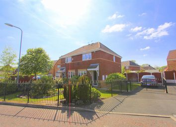 Thumbnail 3 bed semi-detached house for sale in Scorpio Close, Knotty Ash, Liverpool