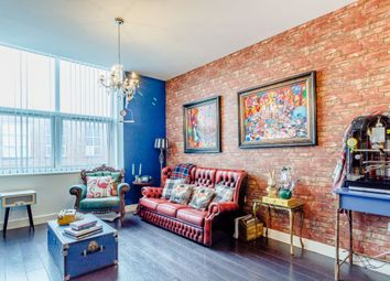 Thumbnail 2 bed flat for sale in Tobacco Wharf, Liverpool, Merseyside