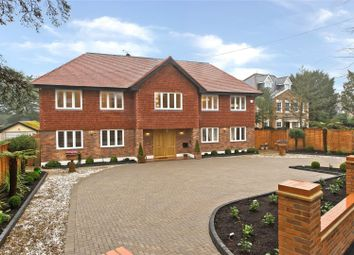 Thumbnail 6 bed detached house for sale in The Crescent, Cheam, Sutton