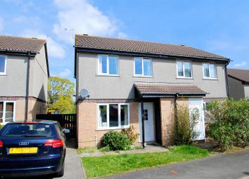 Thumbnail 3 bed semi-detached house for sale in Primrose Close, Torpoint