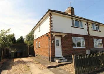 Thumbnail 3 bed semi-detached house for sale in Frolesworth Lane, Claybrooke Magna, Lutterworth
