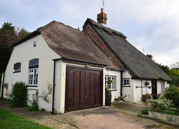 Thumbnail 3 bed cottage for sale in The Street, Clapham, Worthing, West Sussex