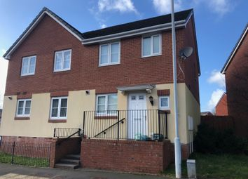 3 bed semi-detached house for sale in Bryn Y Clochydd, Townhill, Swansea SA1