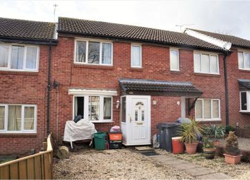 Thumbnail 3 bedroom terraced house for sale in Gerard Walk, Swindon