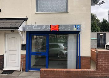 Thumbnail Retail premises to let in Grafton Road, West Bromwich