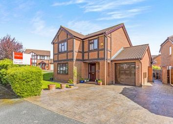 Thumbnail 4 bed detached house for sale in Thornycroft, Winsford, Cheshire, England