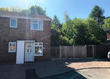 Thumbnail 1 bed mews house to rent in Linden View, Hednesford