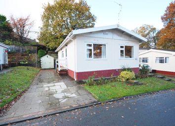 Thumbnail 2 bed mobile/park home for sale in Oakland Glen, Walton-Le-Dale, Preston, Lancashire