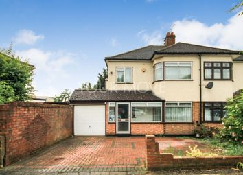 Thumbnail 3 bed semi-detached house for sale in Rosedale Road, Romford