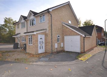 Thumbnail 3 bed semi-detached house for sale in Summerfields, Chineham, Basingstoke