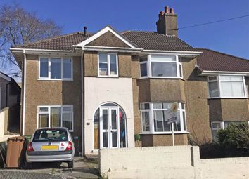 Thumbnail 5 bedroom semi-detached house for sale in Chesterfield Road, Laira, Plymouth