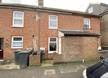 Thumbnail 2 bed terraced house for sale in Garfield Road, Hailsham, East Sussex