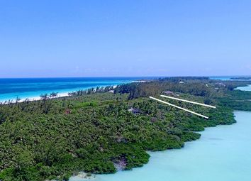 Thumbnail Land for sale in Windermere Island, The Bahamas