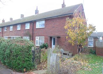 Thumbnail 3 bed end terrace house for sale in Langney Rise, Eastbourne