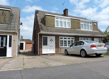 Thumbnail 3 bedroom semi-detached house to rent in Beult Road, Crayford, Dartford