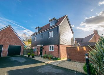 Thumbnail 5 bed detached house for sale in Mead Lane, Buxted, Uckfield