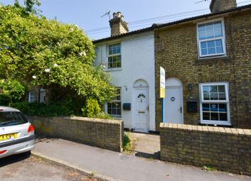 Thumbnail 2 bed terraced house for sale in Rochester Road, Aylesford