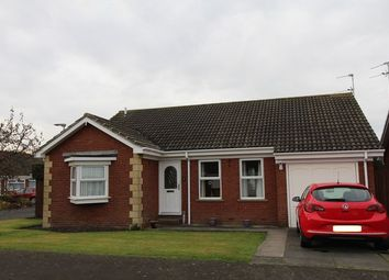 Thumbnail 3 bed detached bungalow for sale in Blagdon Drive, Blyth