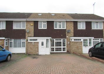Thumbnail 3 bed terraced house for sale in Goodman Park, Slough
